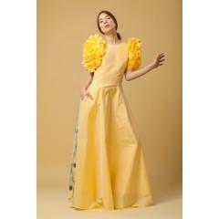 Sun Flower Dress de la www.florideie.ro